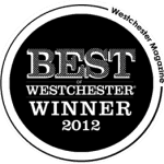 Best Westchester winner logo